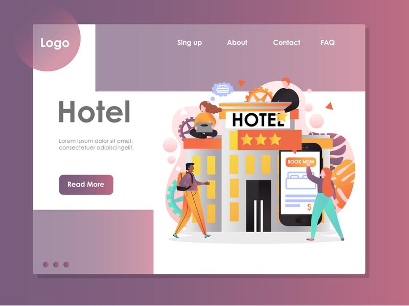 ホテルや旅館におすすめのワードプレステーマ